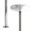 Barre de Pole Dance Xpole Xpert Pro Chrome 45mm X-LOCK